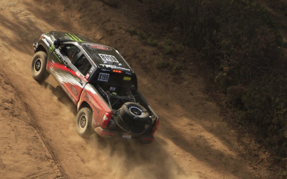 <p>Toyota has utilized its racing development arm (TRD) to develop special packages for the Tacoma, Tundra and 4Runner. TRD has an extensive background in off-road racing. The California-based operation became known more than 30 years ago for prepping Toyotas for the Baja 1000 and similar severe off road competitions.</p>