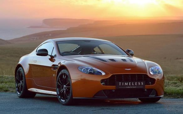 <p>Aston Martin Timeless</p>