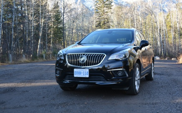 <p>The Chinese-built 2017 Buick Envision is the latest addition to the brand's crossover portfolio in North America. </p> <p>Words and pictures by David Miller.</p>