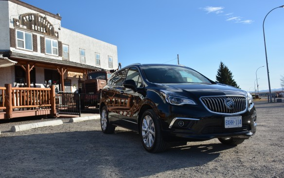 <p> The Buick Envision is all-new in North America for 2017, but sales began in China back in 2014. Buick has a long history and a well-established reputation in China, dating back more than 100 years.  In 1924, Pu Yi, the last emperor of China was said to have owned a Buick four-door sedan and a Buick four-door limousine – the first cars ever owned by a Chinese emperor and the first to enter what had been the Forbidden City. </p>