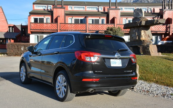 <p>Buick's pricing for the Envision starts at $39,995 – a reasonable entry point for a luxury compact crossover. If you want the 2.0-litre turbo version, however, that price jumps to $46,155. And then there are trim levels and options.</p>