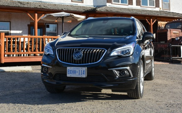<p>The 2017 Buick Envision is now available in dealer showrooms across Canada. While it's built in China, there's nothing about it to suggest it's made to anything different from Buick's now award-winning standard. Can it succeed in Canada? The answer to that question is likely to depend more on how customers see the Buick brand and its value proposition than on where the car is made.</p>
