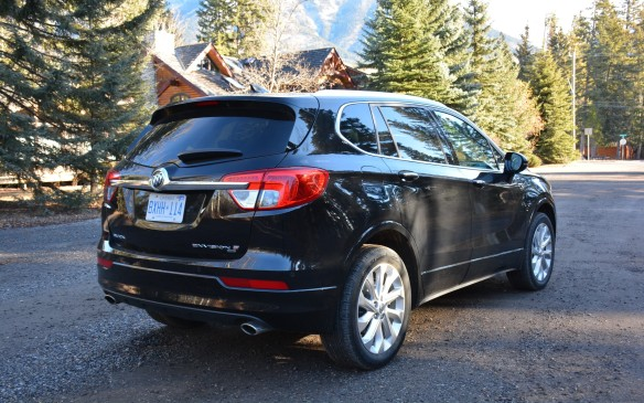 <p>The five-seat, mid-size Envision will slot in between the subcompact Encore and the full-size, three-row Enclave. Its entry allows Buick to offer a small, medium and large crossover to its customers.   </p>
