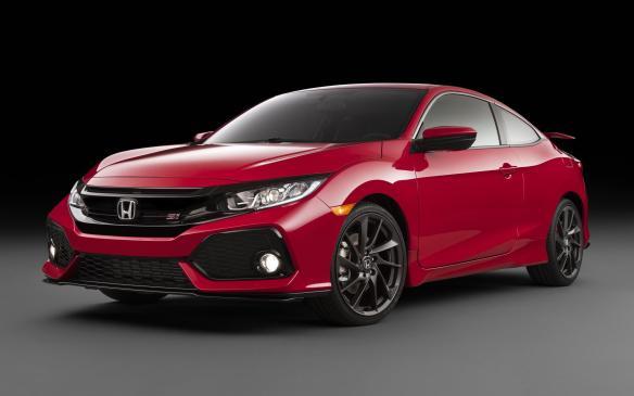 <p>Honda Civic Si Prototype</p>
