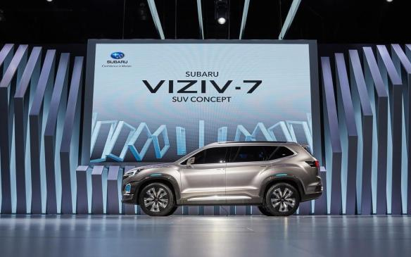 <p>Subaru VIZIV-7 SUV Concept</p>