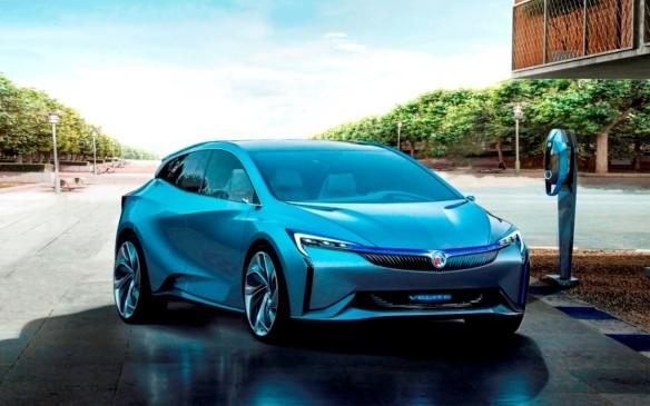 <p>Buick Velite Concept - 2016 Guangzhou Auto Show</p>