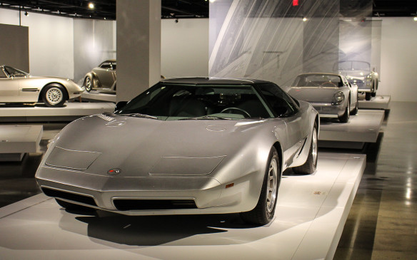 <p>The Petersen Automotive Museum in Los Angeles houses one of the most diverse and valuable automobile collections in the world. Here's a look inside.  </p> <p>Words and pictures by Gerry Malloy.</p>