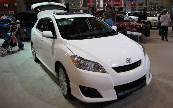 <p>Toyota's Matrix has been a popular choice in Canada since its launch in 2003. The mini wagon's tall profile and flat floor yield good room inside for four, and five in a pinch. The rear bench splits 60/40 to extend what is a pretty meager cargo hold. The Matrix used Corolla underpinnings to great effect – as did the similar, but long-extinct, Pontiac Vibe. The base engine was a 1.8-L four cylinder making 132 hp, while the Camry's torque-rich 158-hp 2.4-L four powered GT models. The larger four could be bundled with available all-wheel-drive hardware. Who knew?</p>