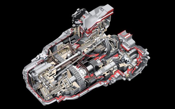 <p>Audi Q3 CVT</p>