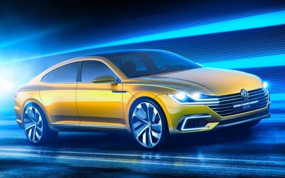 <p>Volkswagen Sport Coupe Concept GTE</p>