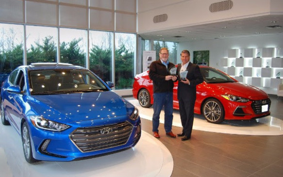 <p>Hyundai was the only double winner in the group with the Elantra claiming Best New Small Car and the Elantra Sport Best New Sports/Performance Car honours.  </p> <p>The Elantra, with a score of 682 points, edged out the Chevrolet Cruze (680) and Subaru Impreza, scoring highest in terms of value, for the Best New Smal Car title.</p> <p>The Elantra Sport, with 682 points, beat the Ford Focus RS (670) and Fiat 124 Spider (637), scoring highest in Occupant Environment and Ride Dynamics. to become Best New Sports/Performance Car.</p>