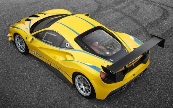 <p>Ferrari 488 Challenge</p>