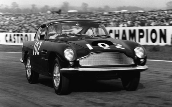 <p>Aston Martin DB4 GT</p>