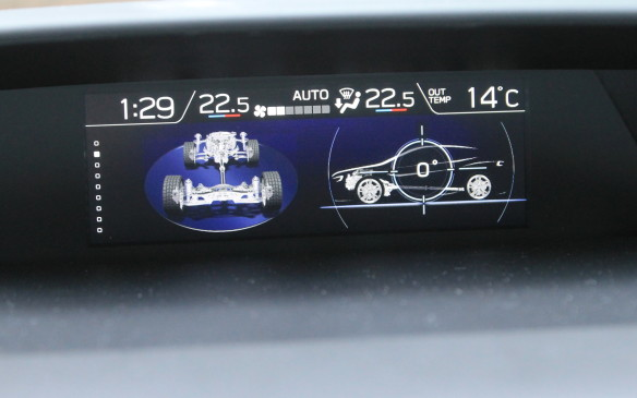 <p>These are impressive numbers, but more impressive when you consider that all Imprezas are all-wheel drive. It's the only car in its class that comes standard with AWD.</p>