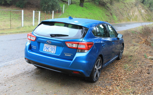 <p>The design and materials of the new Impreza also make it 40% stronger than before, so it offers more protection in a collision. The platform is designed to direct front impact forces toward the outer body of the car, avoiding the occupants, and Subaru hopes for a 5-star NCAP crash rating.</p>