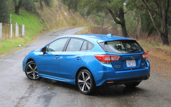 <p>All the new Imprezas generally handle better than before, thanks to a body that's 70% more rigid and rear anti-roll bars that allow only half as much body roll, mostly due to being fixed directly to the chassis.</p>