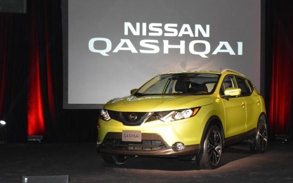 <p>2017 Nissan Qashqai</p>