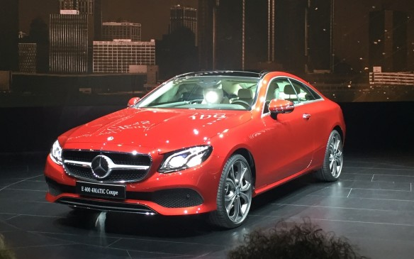 <p>The coupe concludes the E-Class trifecta after the release of the sedan and wagon. It's powered by a twin-turbo, 3.0-litre V-6 engine that churns 330 hp and 354 lb-ftof torque that's matched to a nine-speed automatic transmission. A longer, wider and taller E400 also was shown, featuring bold cuts, a long hood, and lowered suspension. Inside, Mercedes-Benz gives it a similar luxury treatment to its other sedans featuring dual 12.3-inch colour screen, semi-autonomous driving aids and more premium interior space, especially in the rear.</p>