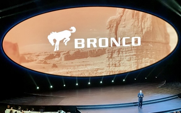 <p>Ford also announced that there will be a new Ranger pickup truck in 2019, and the Bronco SUV will return in 2020, although it didn't show any concept or prototype version of either truck.</p>
