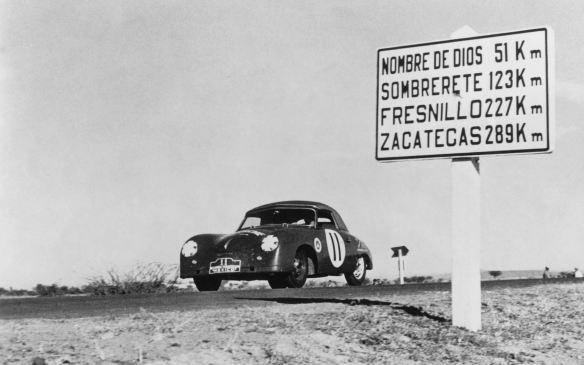 <p>Porsche - Carrera Panamericana Historic</p>
