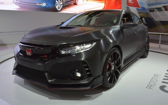 <p>2018 Honda Civic Type R</p>