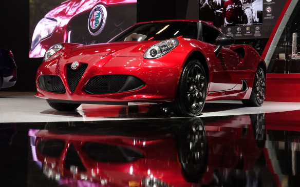 <p>The Alfa Romeo 4C is as pure a sports car as one can drive today in this country, with its mid-mounted, 237-horsepower, 1.7-litre, turbocharged four-cylinder engine and lightweight, carbon fibre and aluminium structure. It, remains a true beauty queen on the auto show circuit.</p>