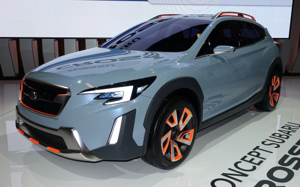 <p>The Crosstrek Concept offers an excellent indication – if not a clear preview – of what the second generation of Subaru's compact sport-utility will look like. Coming soon, this new Crosstrek will be built on Subaru's new, modular Global Platform that has already given us the all-new 2017 Impreza.</p>