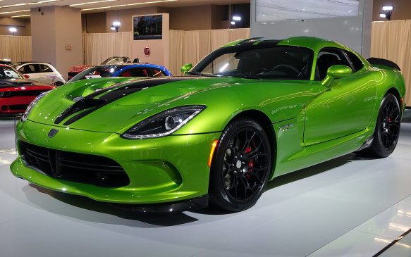 <p>The Montreal International Auto Show is the first stop on the Dodge Viper's farewell Canadian tour. Production of the brawny sports car will effectively stop after a last run of special 2017 models, twenty-five years after the launch of the very first.</p>