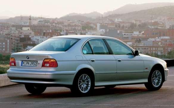 <p>2001 BMW 5 Series</p>