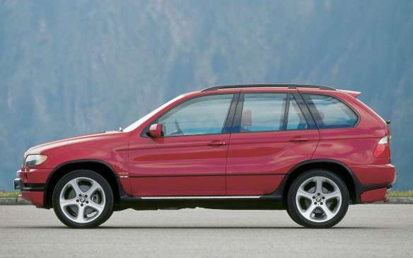 <p>2002 BMW X5</p>