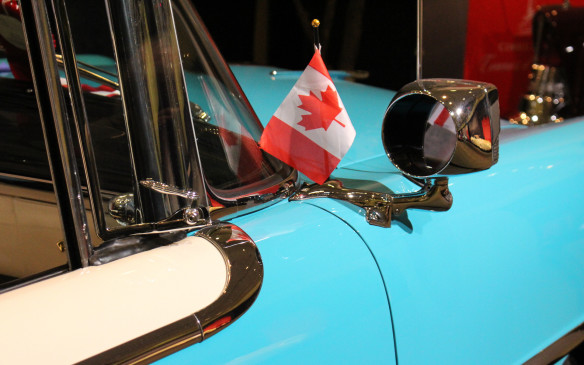 <p>More than 100 different Canadian car nameplates were built during that first century, only a handful of which survived for any extended period. One of those survivors was the Monarch brand, introduced by Ford Canada in 1946 as a parallel to, and based on, the Mercury line to give Ford dealers an upscale model to sell. Mercury dealers then got a Ford-based Meteor to give them an entry into the lower-priced market.</p>