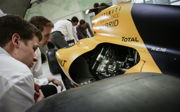 <p>Canadian student at Infiniti Engineering Academy and Renault Sport F1 team</p>
