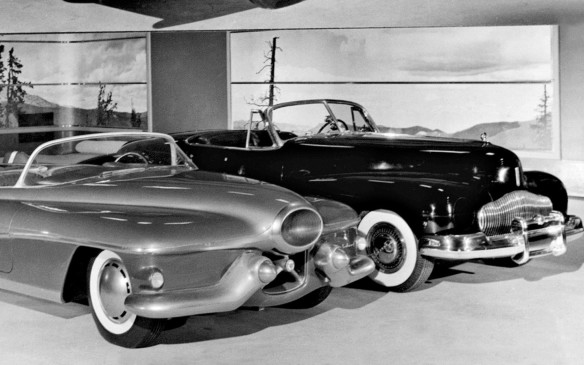 "<p>The Le Sabre was GM's first post-war concept car – the successor to the 1938 Buick Y-Job which was the industry's first ever ""dream car,"" as what we now call concepts were known back then. It made its public debut in February, 1951 at the Chicago auto show before moving on to appearances in Toronto, then Paris.</p>"