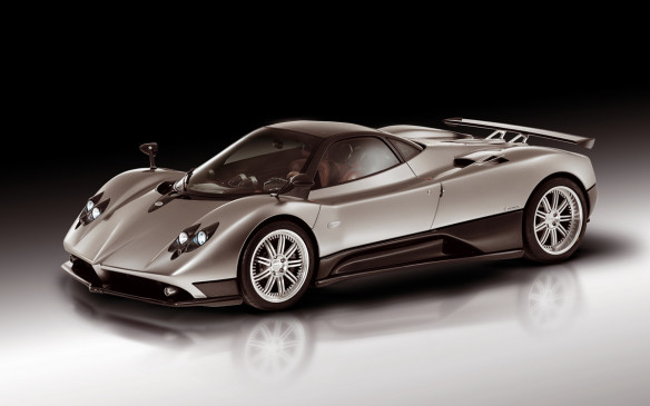 <p>Having worked on legendary Lamborghinis such as the Countach, LM-002 and the Diablo, Pagani finally fulfilled his dream of building a lightweight supercar with the Zonda of 1999. Originally intended to be named Fangio F1, in tribute to his friend Juan Manuel Fangio, who encouraged him to move to Italy to pursue his supercar dreams, it was renamed Zonda C12 (Zonda is the Argentinian version of the Chinook wind) following Fangio's death. Critically acclaimed for its performance, the Zonda went through various iterations and special editions in its 12 year history, before being replaced by the Huayra.</p>