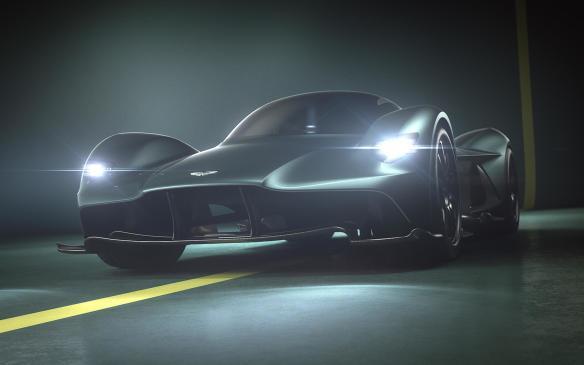 <p>Aston Martin Valkyrie</p>