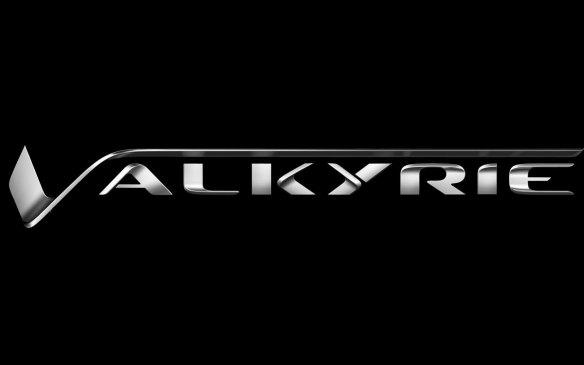 <p>Aston Martin Valkyrie logo</p>