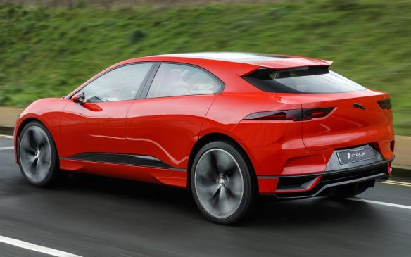 <p>Jaguar I-PACE</p>