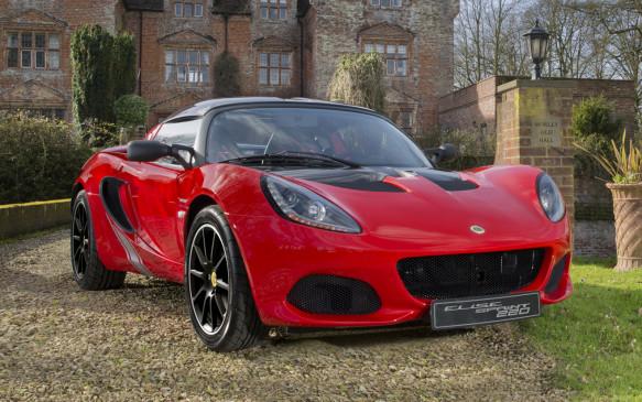 <p>Lotus Elise Sprint 220</p>