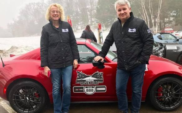 <p>Many thanks to Jud Buchanan and the Vehicle Dynamics Group, for preparing such a challenging but enjoyable rally, and to Mazda for supplying such a fun car and making generous charitable donations in our names. See you at the next Adventure Rally!</p>