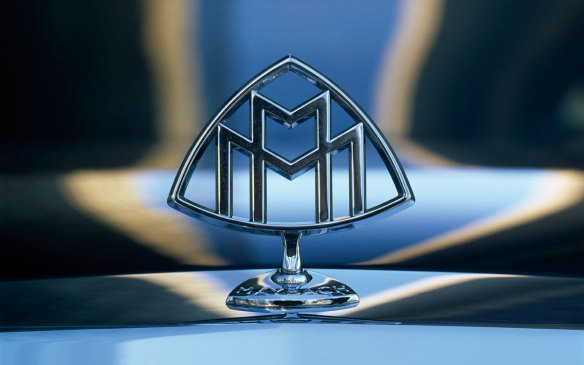"<p>Model initials have been a constant through auto history, with even Rolls-Royce reportedly using the double R on its radiator caps before switching to The Flying Lady. When Mercedes resurrected the Maybach brand around the turn of the century, it brought back the Maybach double M (for Maybach Motorembau) badge as a hood ornament replacing the Mercedes ""Standing Star,"" which is back now that Maybach is simply an ultra-luxury trim of S-Class.</p>"