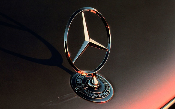 <p>Mercedes-Benz's 3-pointed star is one of the most recognizable automotive emblems, and was reportedly inspired by a postcard Gottlieb Daimler sent his sons, in which he marked the location of his house in Germany, indicating it would one day shine over his factory and bring prosperity. It was trademarked in 1909 and has adorned the company's vehicles since, maintaining its position on vehicle hoods long after hood ornaments went out of fashion.</p>