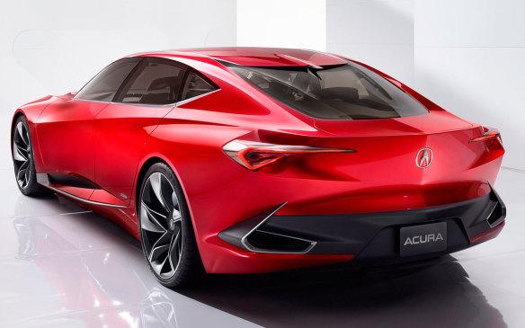 <p>Acura Precision Concept</p>
