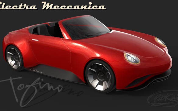 <p>Following the successful launch of the Solo EV commuter car, Vancouver-based ElectraMeccanica has announced its intention to produce the Tofino, a two-seat composite-body sports car with a claimed 400-km of range. The price when it hits the road in 2019 will be $50,000.</p>