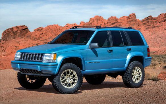 <p>Jeep Grand One</p>
