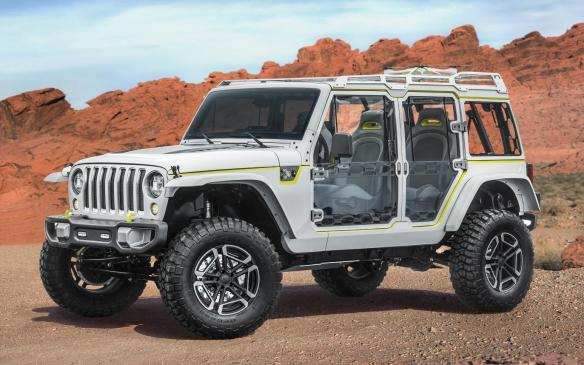 <p>Jeep Safari</p>