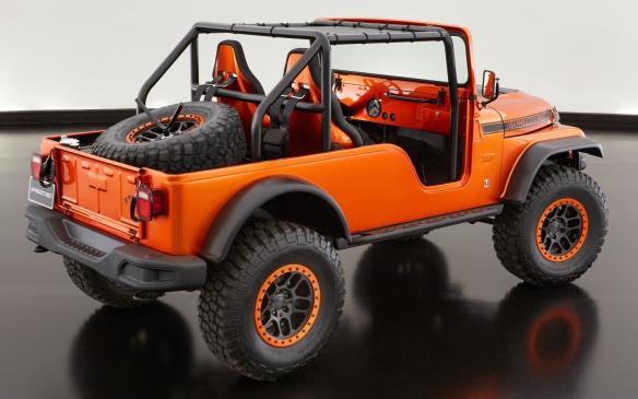 <p>Jeep CJ66</p>