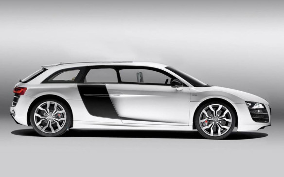 <p>And a little bit more practical for those who need to take more than one person in their hatchbacks, but still want a racetrack worthy car, is the Audi R8 Avant unveiled by Audi Canada in a Facebook post. It simply noted the 2018 car was finally coming to Canada, and that was the tip-off since a lot of people were aware the car didn't exist anywhere else. It wasn't an original idea, however, since German automobile artist Enes Canay in 2011 sketched out an R8 Avant that looked a little more R8ish and a little less Avantish.</p>
