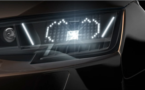 "<p>Audi started the automotive emoticon trend last year in Japan, when it introduced LED dot-matrix headlights and taillights that would convey the driver's condition and mood to other road users. The car monitors the driver's health and alertness using sensors on the steering wheel and seat cushions, then translates that state of health into code and sends it to the front and rear light displays, showing a happy face when the driver is alert and in good health, and changing it to a ""dull face"" when the driver is tired or not well. The taillights can also convey thanks to other drivers, such as when another driver yields to let you merge in.</p>"