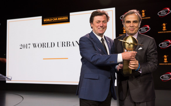 <p>World Car Awards 2017</p>