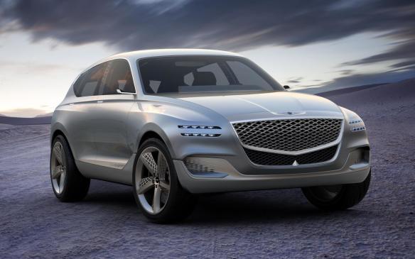 Hyundai GV80 Concept